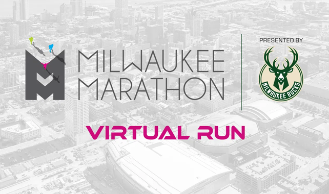 La maratón virtual en Milwaukee