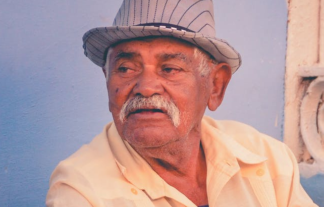 old person